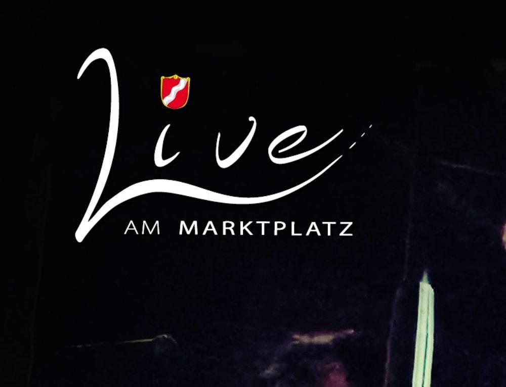 Wir stellen vor: Live am Marktplatz 2017