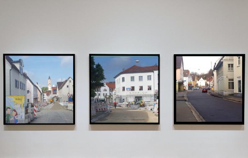 Fotogalerie Karl-Mantel-Straße