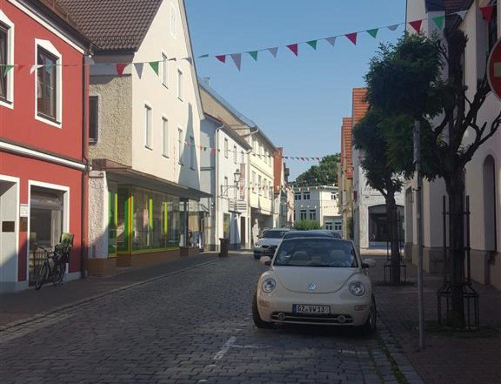 Verwaltung Stadt Krumbach ein regelmäßiger Anlaufpunkt
