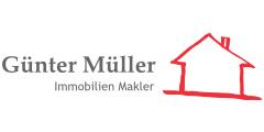 Logo Günter Müller Immobilien Makler