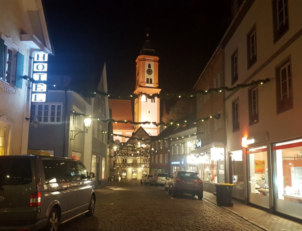 28.11.2018 – Stadt Up! Krumbach in den Startlöchern