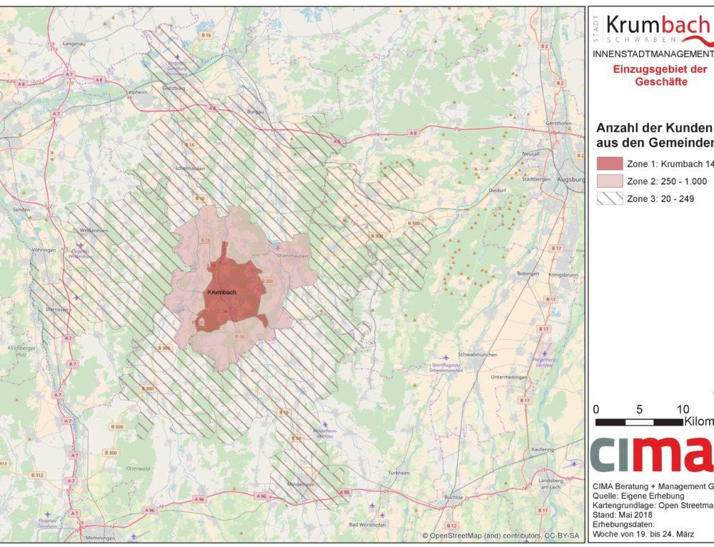 20.06.2018 – Präsentation Standortexposé Krumbach – Positive Ergebnisse der Erhebung vorgestellt
